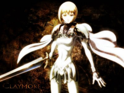 Clare Claymore