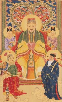 Empereur de jade