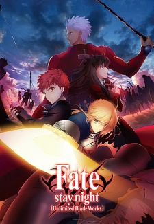 Fate/stay nigh Unlimited Blade Works