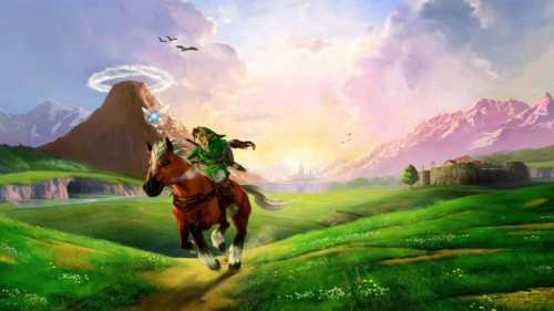 Hyrule Ocarina of Time