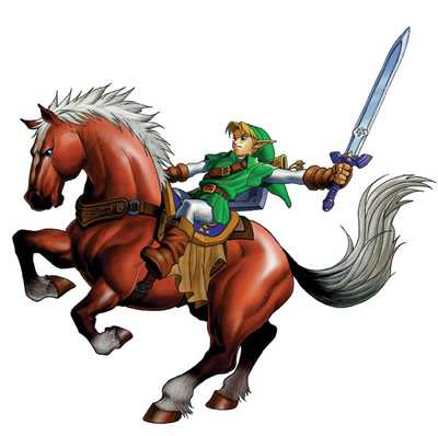 Link, The Legend of Zelda Ocarina of Time