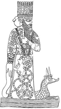 Marduk ou Mardouk
