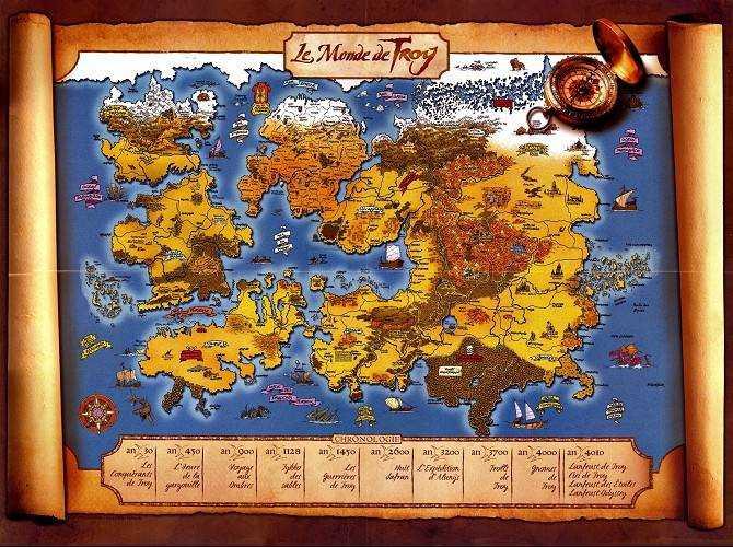 Monde de Troy