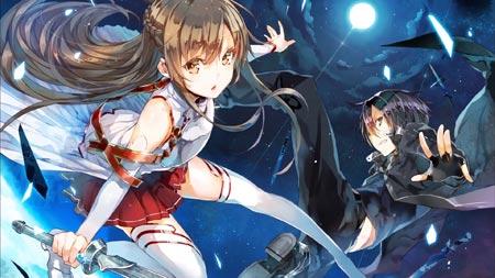 Manga Sword Art Online