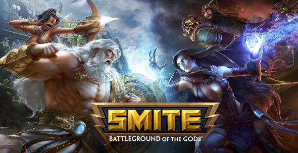 SMITE XBox One release
