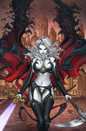 Lady Death comic