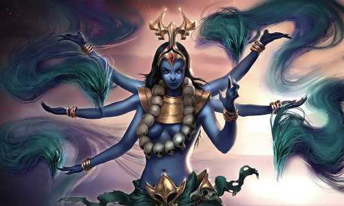 Kali ou Kalika