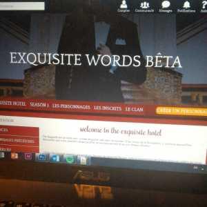 Teasing Bêta Exquisite Words
