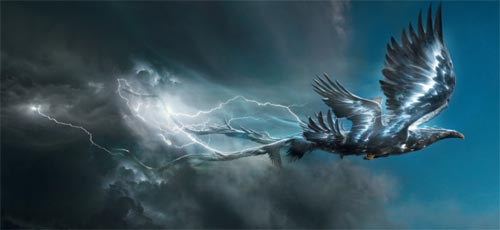 Thunderbird ou Oiseau-Tonerre