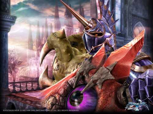 Nighmare Soulcalibur III