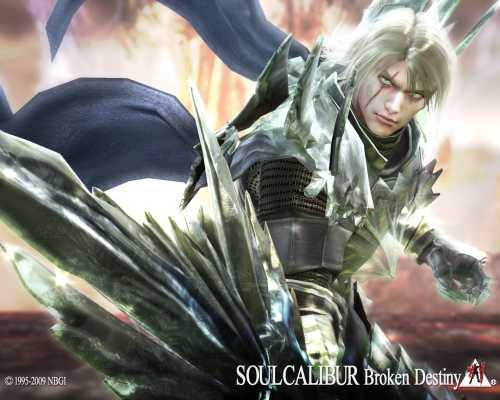 Siegfried Soul Calibur Broken Destiny
