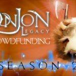 DonJon Legacy saison 2 Ulule