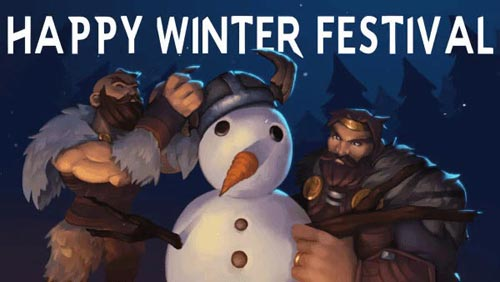 Northgard, Festival Hivernal