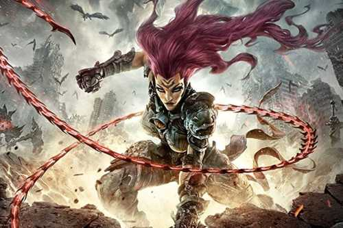 Darksiders III, Fury