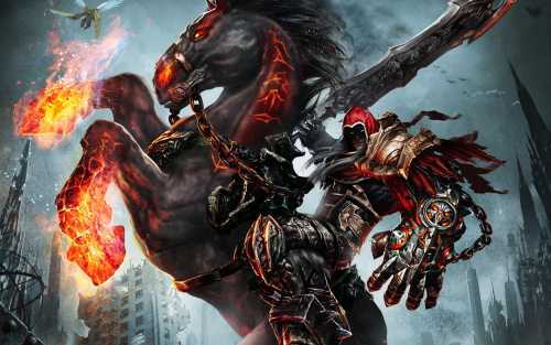 Darksiders, War