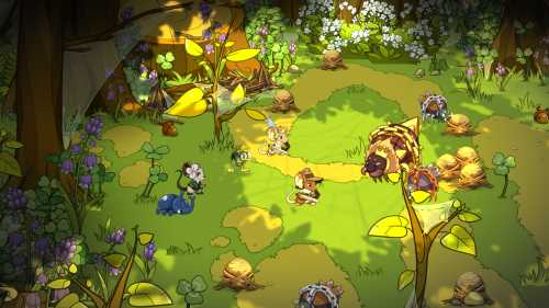 Transformice Adventures, screenshot