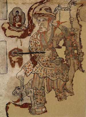 Xuanzang ou Sanzang