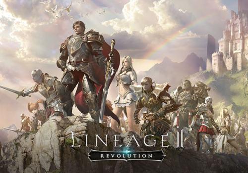 Lineage II : Revolution