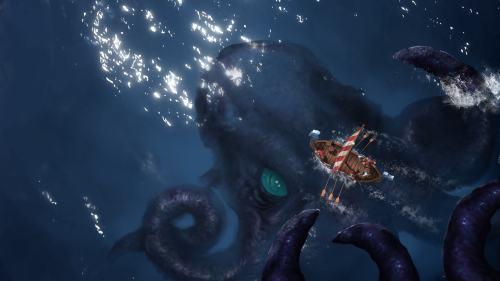 Northgard, Clan du Kraken