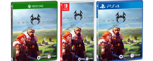 Northgard Switch, PS4, XBox One