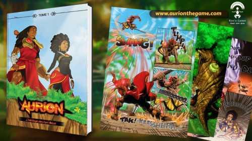 Aurion, l'héritage des Kori-Odan (Kiroo Games)