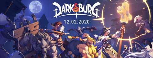 Darksburg accès anticipé (Early Access)