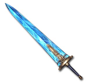 Épée de Nuada ou Claíomh Solais