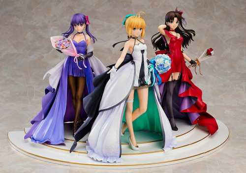 Figurines Fate/stay night 15 ans