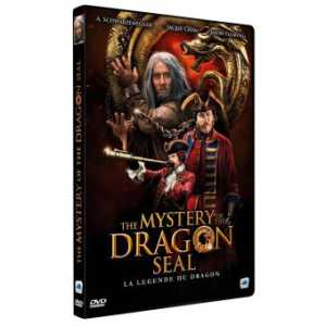 DVD la Légende du dragon