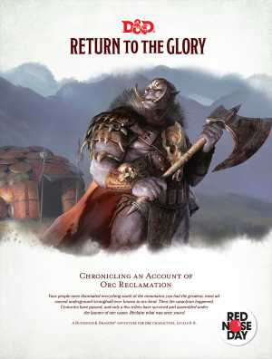 Dungeons & Dragons Return to the Glory