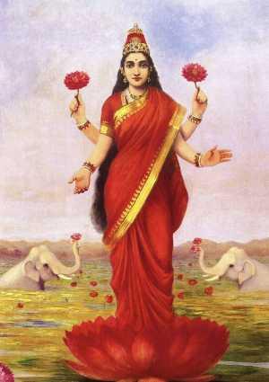Lakshmi ou Laxmi