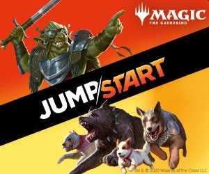 Magic : The Gathering Jumpstart