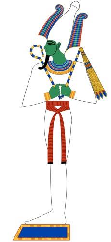 Osiris ou Ousir