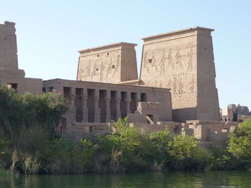 Temple d'Isis de Philae
