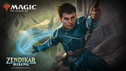 Magic : The Gathering Zendikar Rising