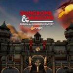 Core, concours Donjons & Dragons