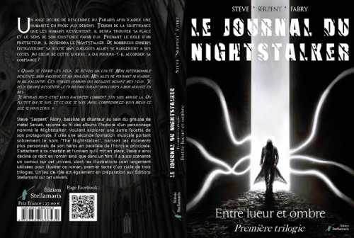 Le journal du Nightstalker (S.Fabry)