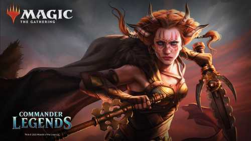 Magic : The Gathering, Commander Legends