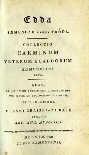 Edda de Saemundar