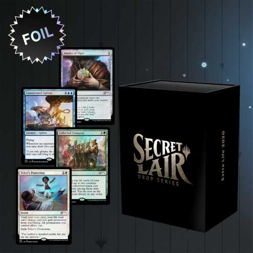 Magic : The Gathering, Secret Lair : Extra Life
