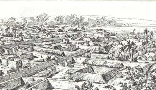 Murs de Bénin City