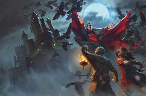 Donjons & Dragons : Guide to Ravenloft