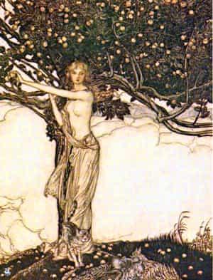 Freyja ou Vanadis