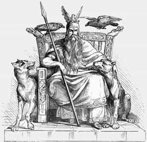 Odin ou Wotan