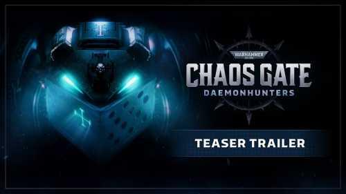 Warhammer 40,000 : Chaos Gate - Daemonhunters
