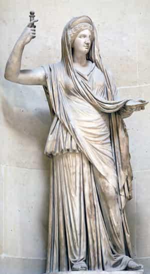 Héra ou Junon