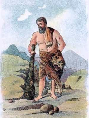 Héraclès ou Hercule et Cerbère